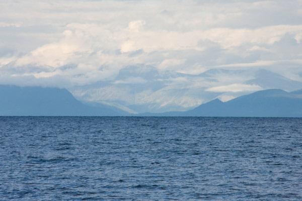 Площадь водной поверхности Байкала