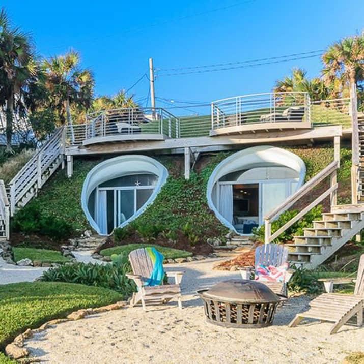 Дом-дюны во Флориде