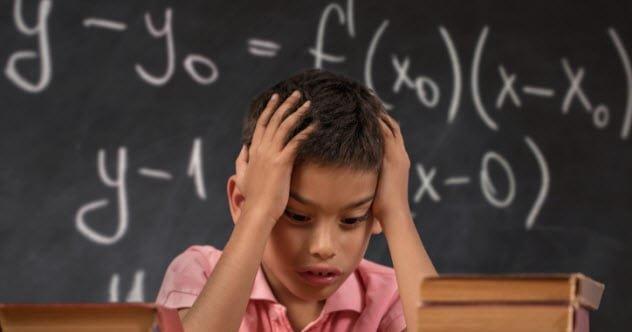 Математика травмирует мозг