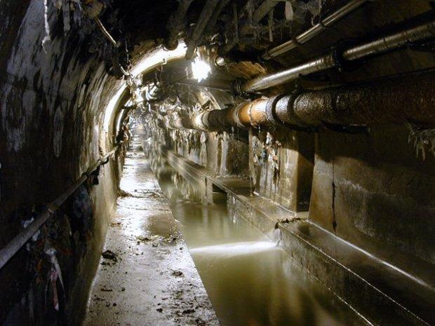 Музей канализации — Париж, Франция