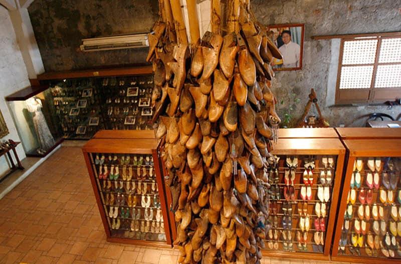 Музей обуви Марикина