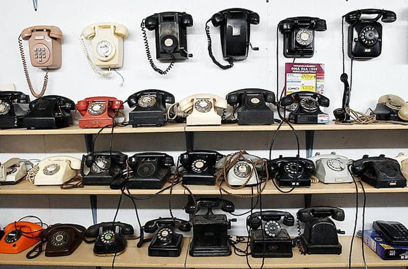 Музей телефонов Боба Ридделла