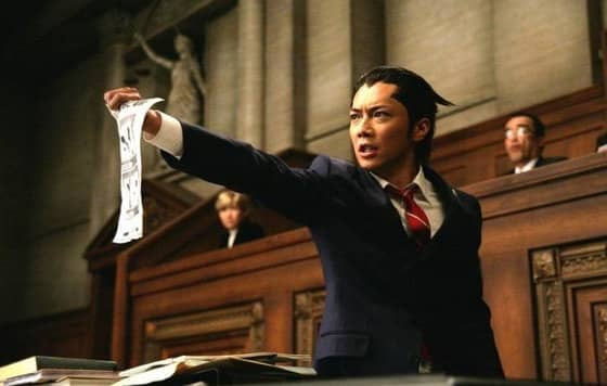 11. Первоклассный адвокат (2012)
