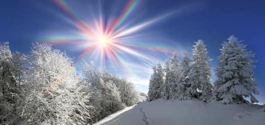 Почемусолнце зимой светит ярко, а не греет?
