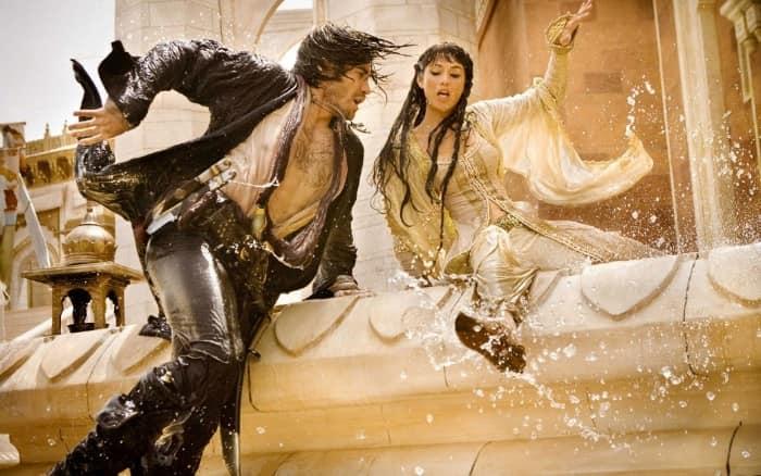 12. Принц Персии: Пески времени (2010)