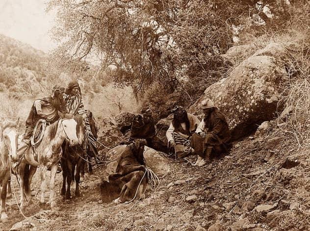 Сокровища индейцев Апачи