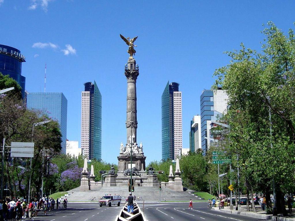 Мехико-Столица Мексики