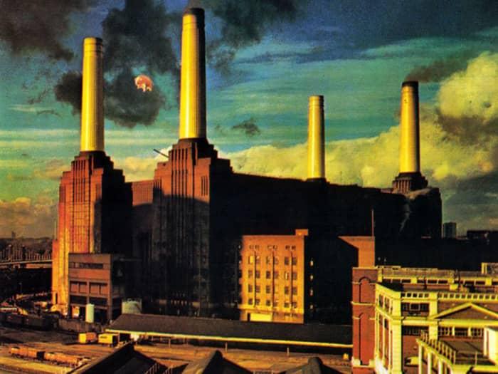 Студийный альбом Pink Floyd - Animals