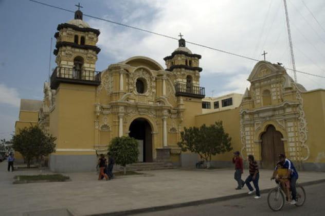 Сундук с сокровищами церкви Писко