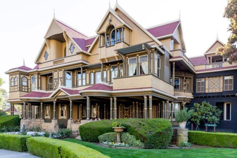 Таинственный дом Винчестеров
