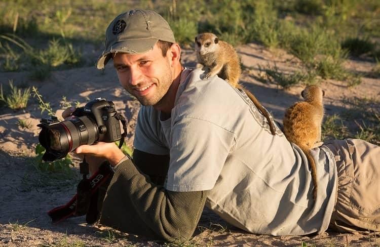 Уилл Беррард-Лукас — британский фотограф