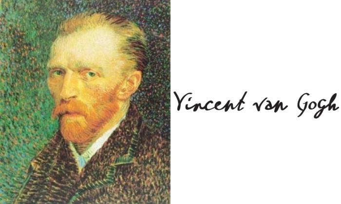 подписьВинсент Ван Гог