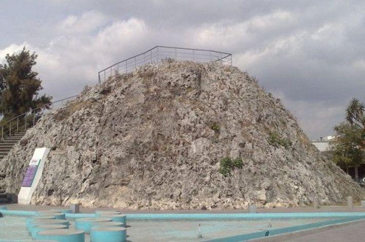 самый маленький в мире вулкан