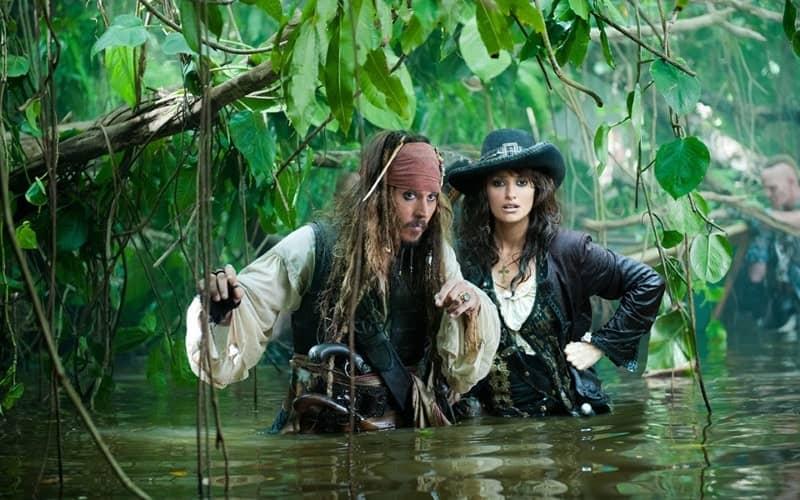 1. Пираты Карибского моря: На странных берегах (2011)