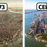 13 удивительных городов, которые сильно изменились за последние годы
