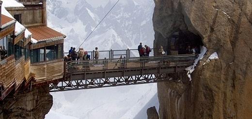 20 самых страшных и опасных мостов