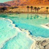 25 интересных фактов о Мертвом море