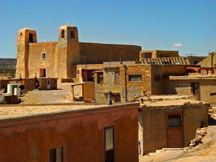 Acoma Puebo, Albuquerque, Amerikai Egyesült Államok