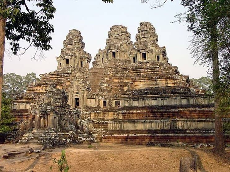 Angkor, Kambodzsa