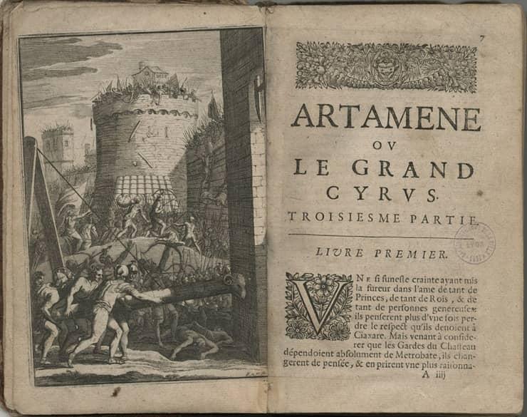 «Артамен, или Великий Кир»