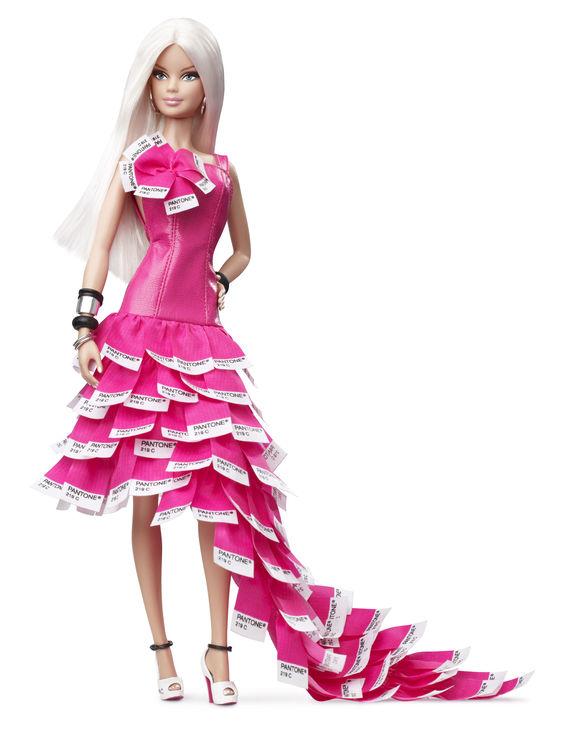Барби Вечернее Платье, 2012 г.