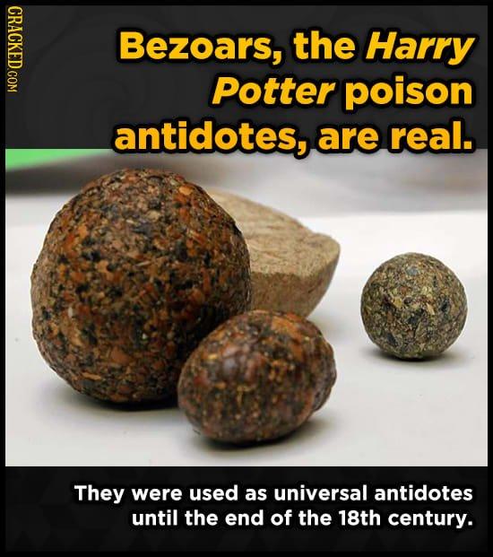 Безоаровый камень