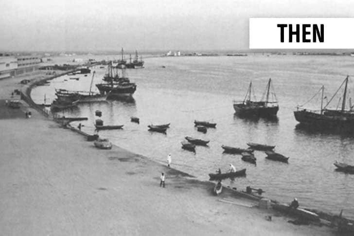 Дубай в 1964