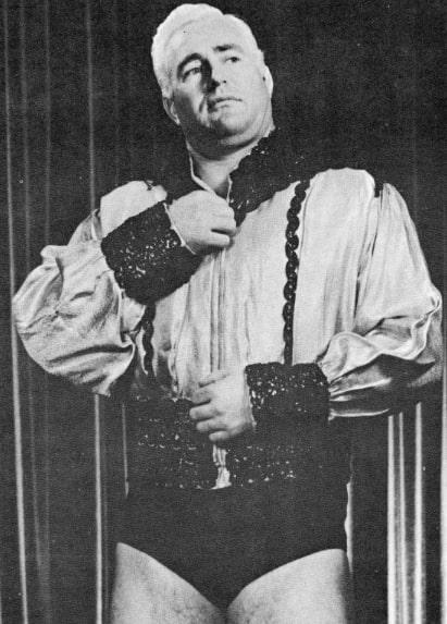 Джек Фоли в 1960-е годы