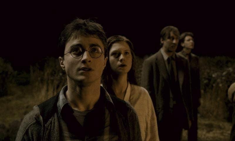 9. Гарри Поттер и Принц-полукровка (2009)