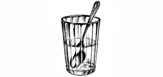 Граненый стакан: почему у него 18 граней