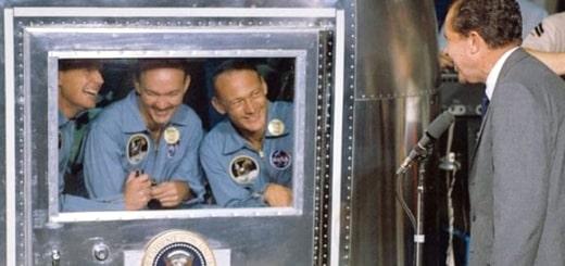 Интересные факты о первой высадке на Луну