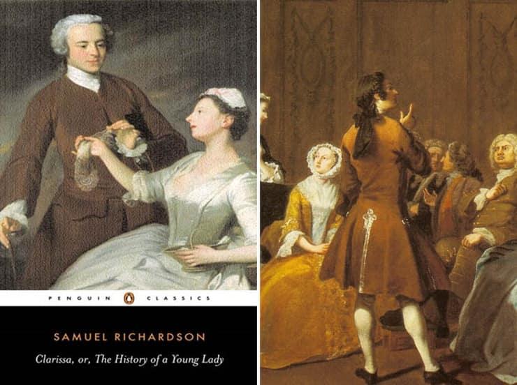 «Кларисса, или История молодой леди»