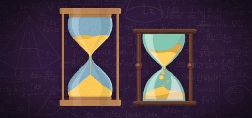 Классическая логическая загадка про песочные часы