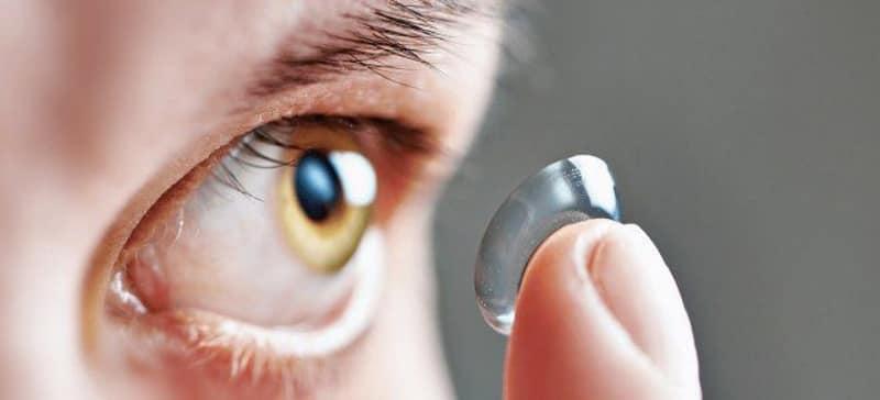 Корректирующие линзы ослабляют зрение