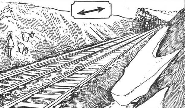 Куда едет поезд