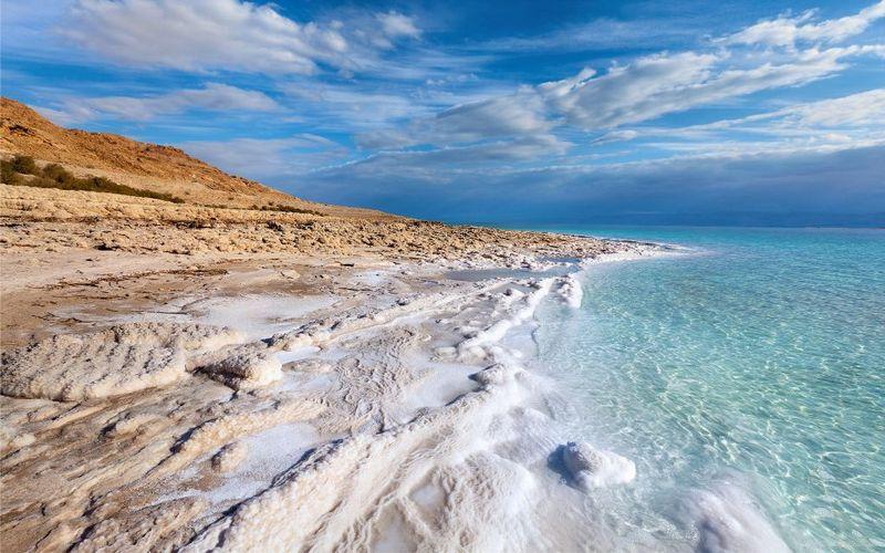 Мертвое море – самое низкое место на Земле