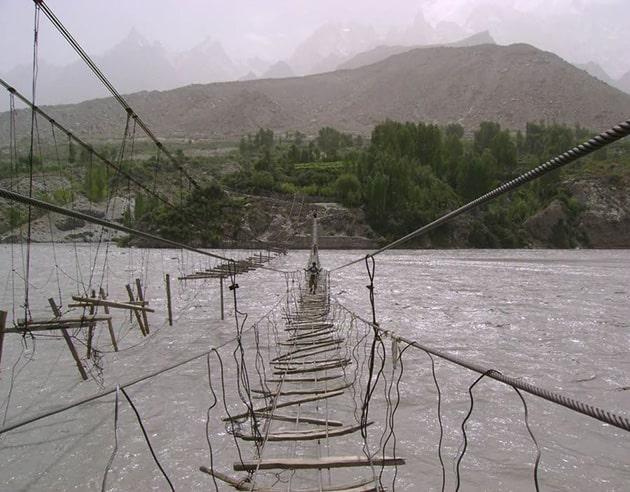 Мост Хуссаини