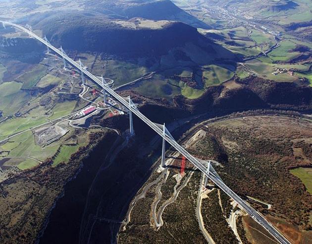 Мост Виадук Милло (Мийо)