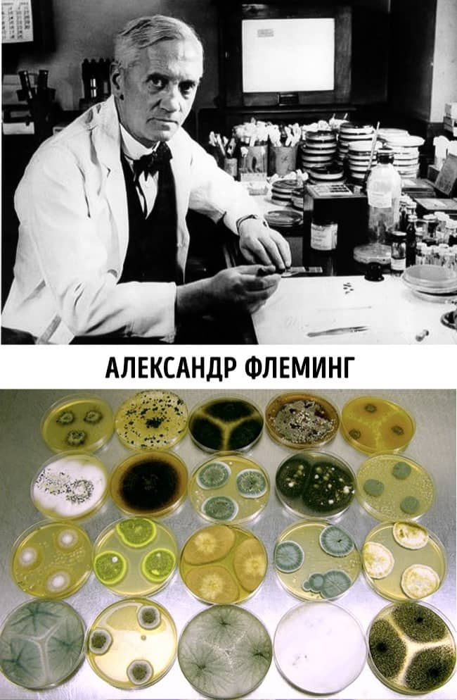 Небрежность и пенициллин