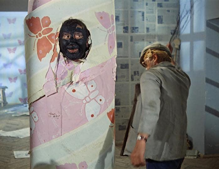 КАДР ИЗ ФИЛЬМА «ОПЕРАЦИЯ «Ы» И ДРУГИЕ ПРИКЛЮЧЕНИЯ ШУРИКА» (1965)