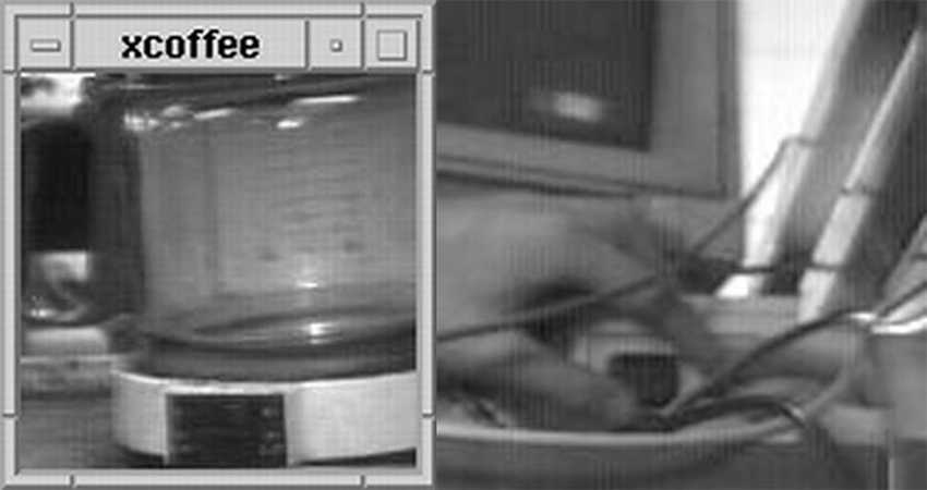 Первая веб-камера