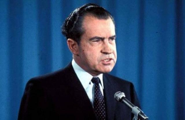Президент Никсон