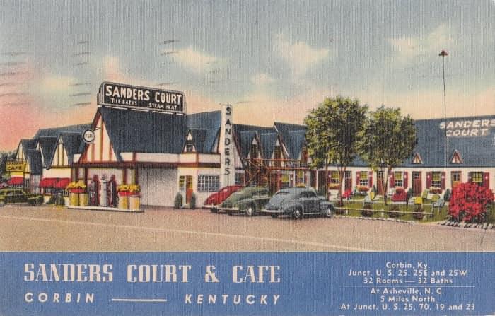 Sanders Court & Cafe