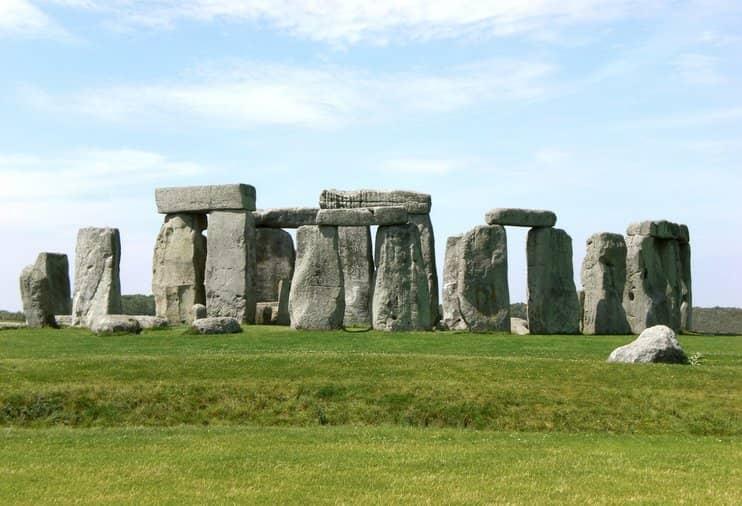 Stonehenge, Egyesült Királyság