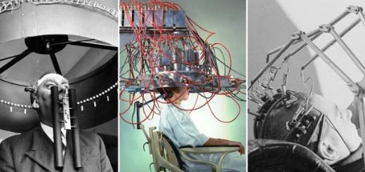 Странное и ужасающее медицинское оборудование из прошлого