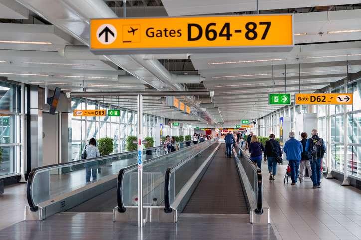 Указатели в аэропортах влияют на подсознание