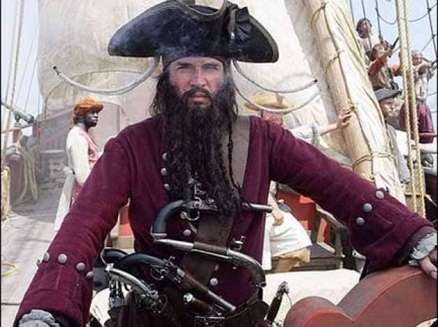 Знаменитый пират
