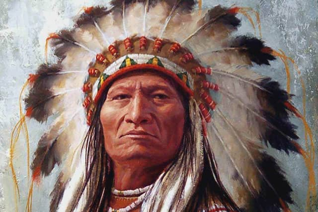 Индейцы и другие безбородые народы