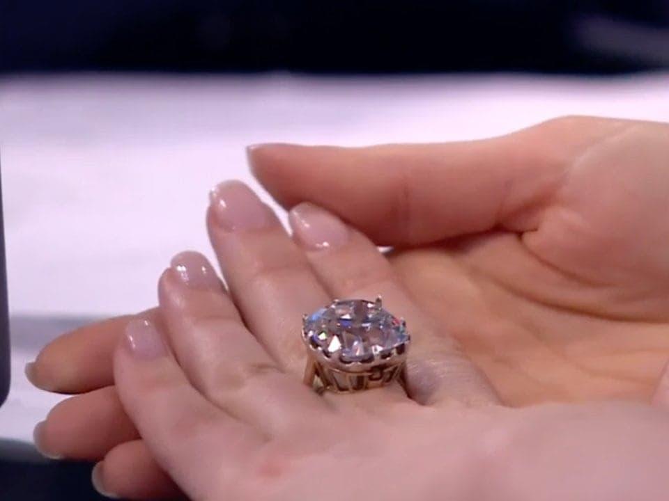 кольцо за 13 долларов