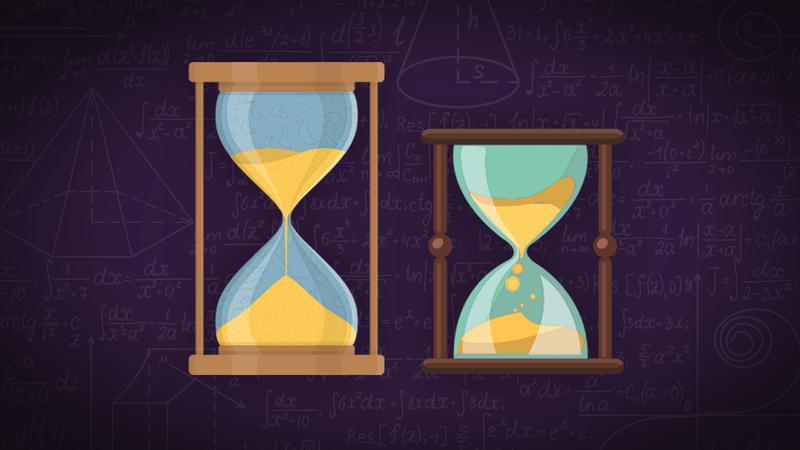загадка про песочные часы